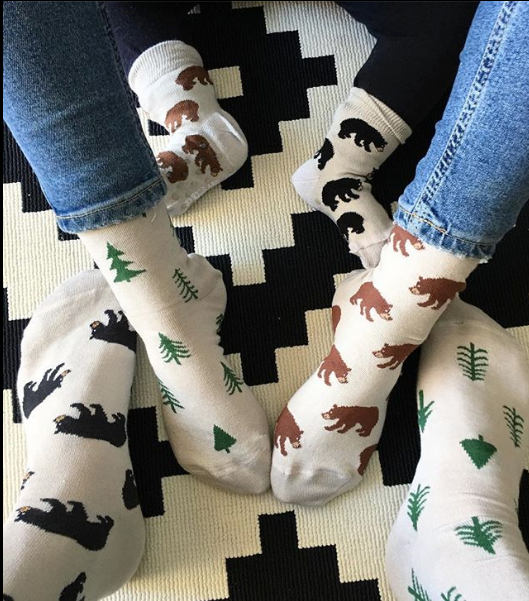 000 ($18) Socks - Men's - Various Designs