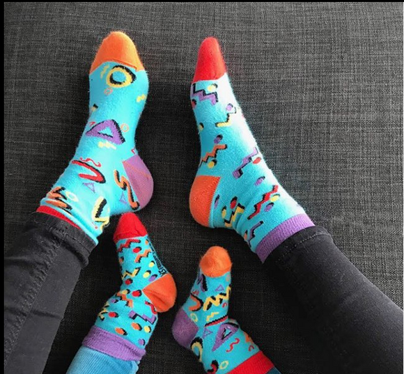000 ($25) Socks - Baby - Various Designs