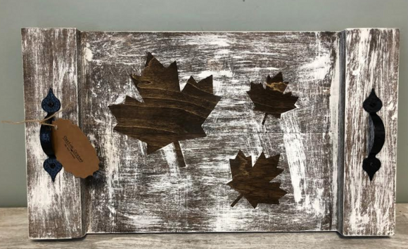 206 ($30) Trays - Maple Leaf