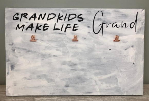 206 ($30) Grandkids Sign - Various Colours