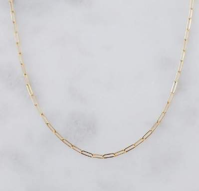 133 ($84-$88) Necklace - Gold Filled