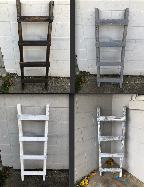 206 ($35) Ladder – 4 ft Décor