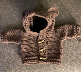 106 ($35) Hooded Bear Sweaters