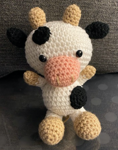106 ($20) Cow Small