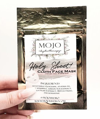 000 ($7) Face Mask - Holy Sheet Face Cloth