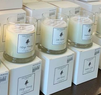 000 ($25) Candles - Little Beausoleil Candle Co