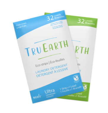 000 ($15) Tru Earth Laundry Detergent