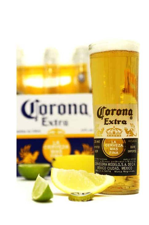 028 ($25) Corona Beer Glass