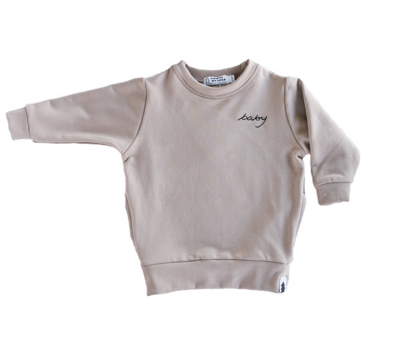 017 ($58) Baby Sweater