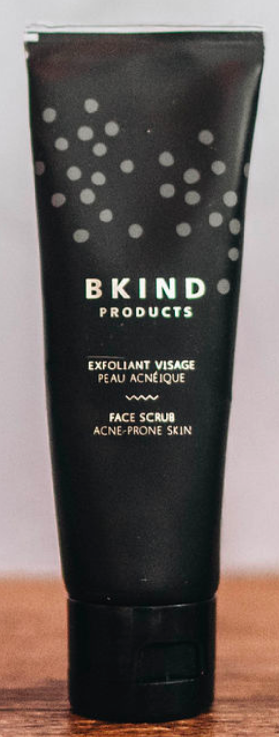 048 ($25) Face Scrub - Charcoal