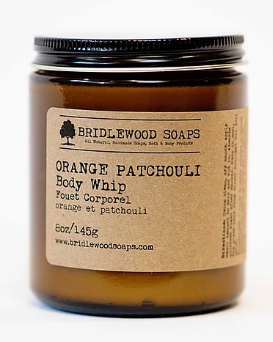 015 ($21) Body Whip - Orange Patchouli