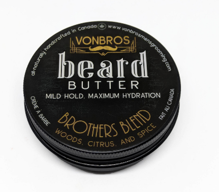 030 ($22) Beard Butter - Brothers Blend