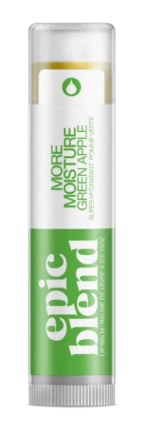 006 ($5) Lip Balm - Green Apple - More Moisture