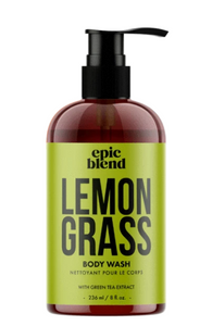006 ($14.99) Body Wash - Lemongrass