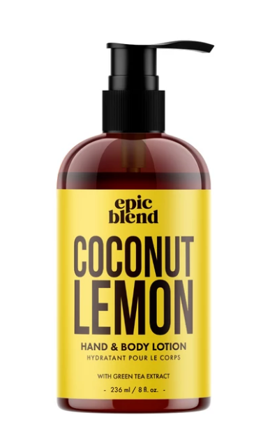 006 ($17.99) Body Lotion - Coconut Lemon