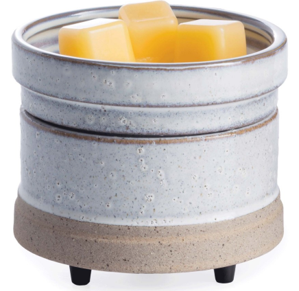 000 ($35) Wax Melt Warmer - Pottery 2-in-1