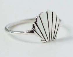 133 ($44) Shell Ring