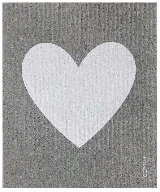 038 ($6.50) Sponge - Big Love Grey