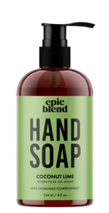 006 ($14.99) Hand Soap - Coconut Lime