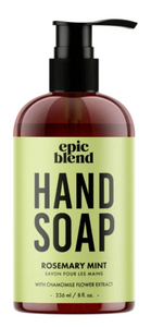 006 ($14.99) Hand Soap - Rosemary Mint