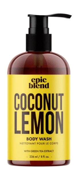 006 ($14.99) Body Wash - Coconut Lemon
