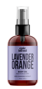 006 ($20) Lavender Orange Body Oil