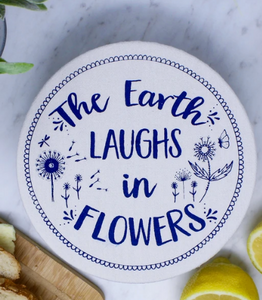 056 ($8) The Earth Laughs In Flowers - Small