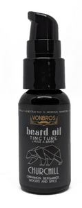030 ($25) Beard Oil - Churchill