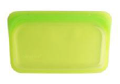 077 ($12) Stasher - Lime - Snack Bag