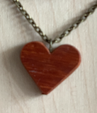 111 ($35) Heart Necklace