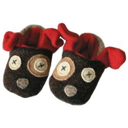009 ($40) Slippers - Dog
