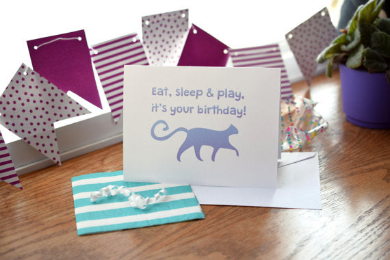 225 ($6) Card - Eat Sleep Play