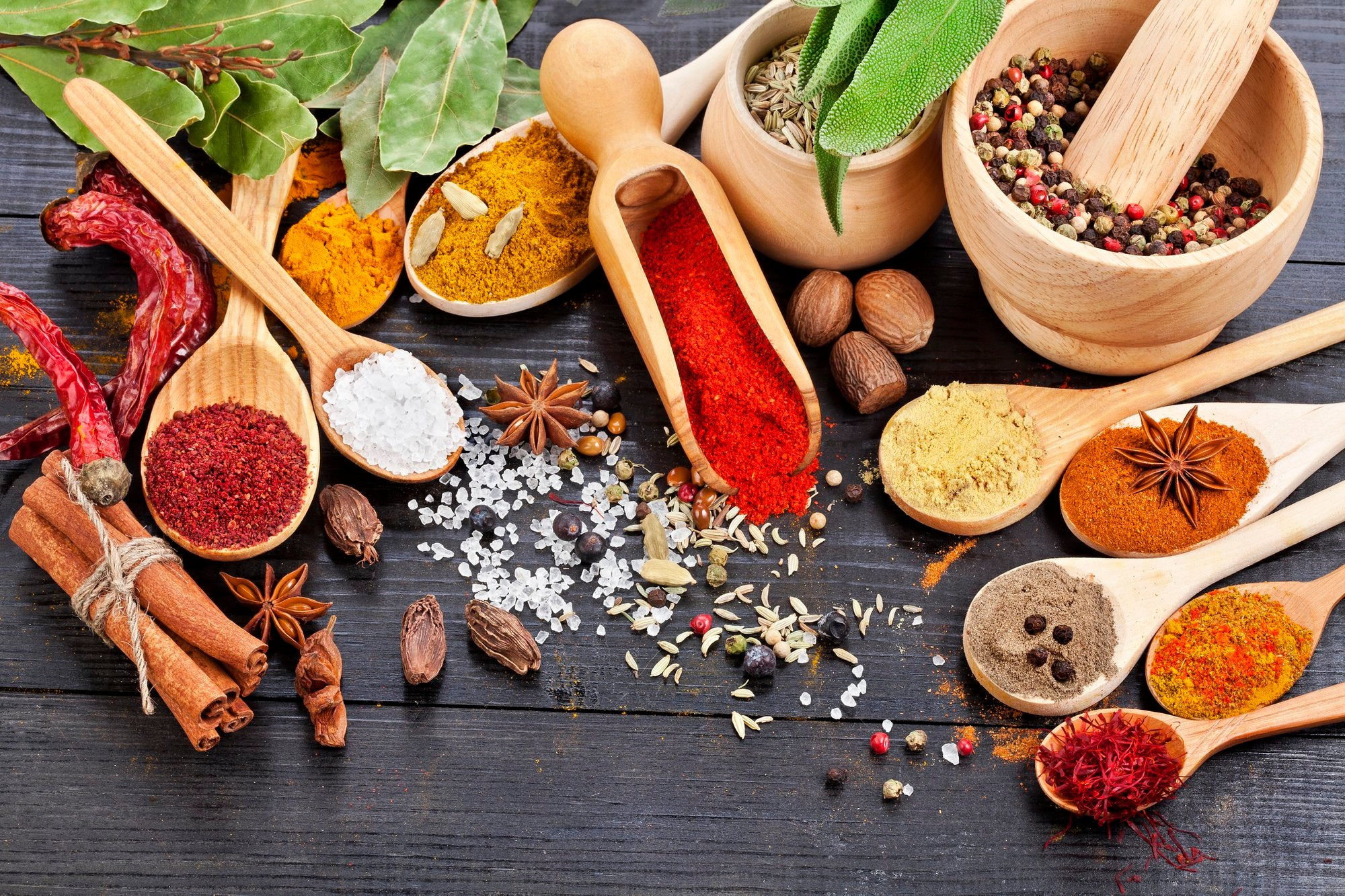 Spices: The Literal Spice Of Life