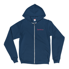 Sweetberry Zip-Up Hoodie
