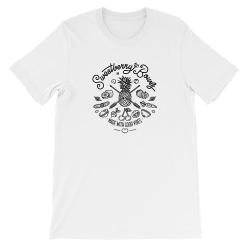 Sweetberry Crest T-Shirt