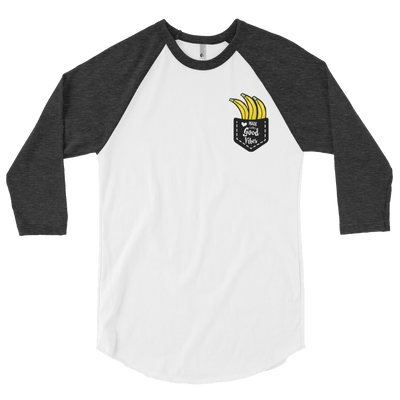 Banana Pocket 3/4 T-Shirt