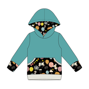 Everglades Celebration Mice Hoodie
