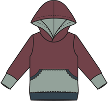 Load image into Gallery viewer, Rainier Winterberry Hoodie