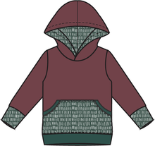 Load image into Gallery viewer, Rainier Ivy Hoodie
