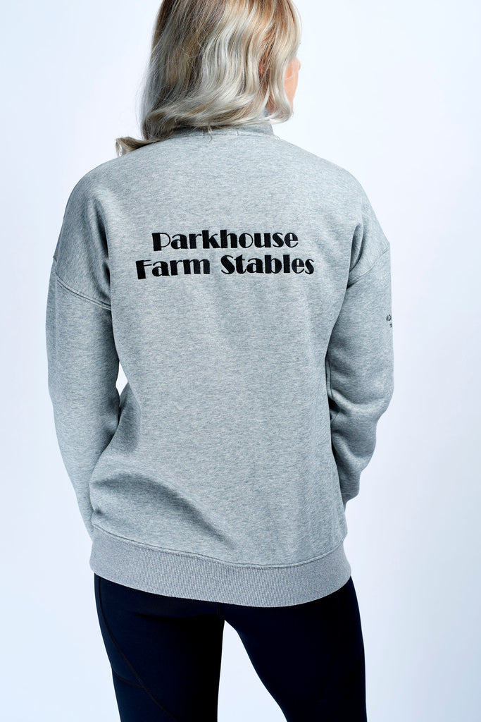 Personalised Back Print for Sweatshirt
