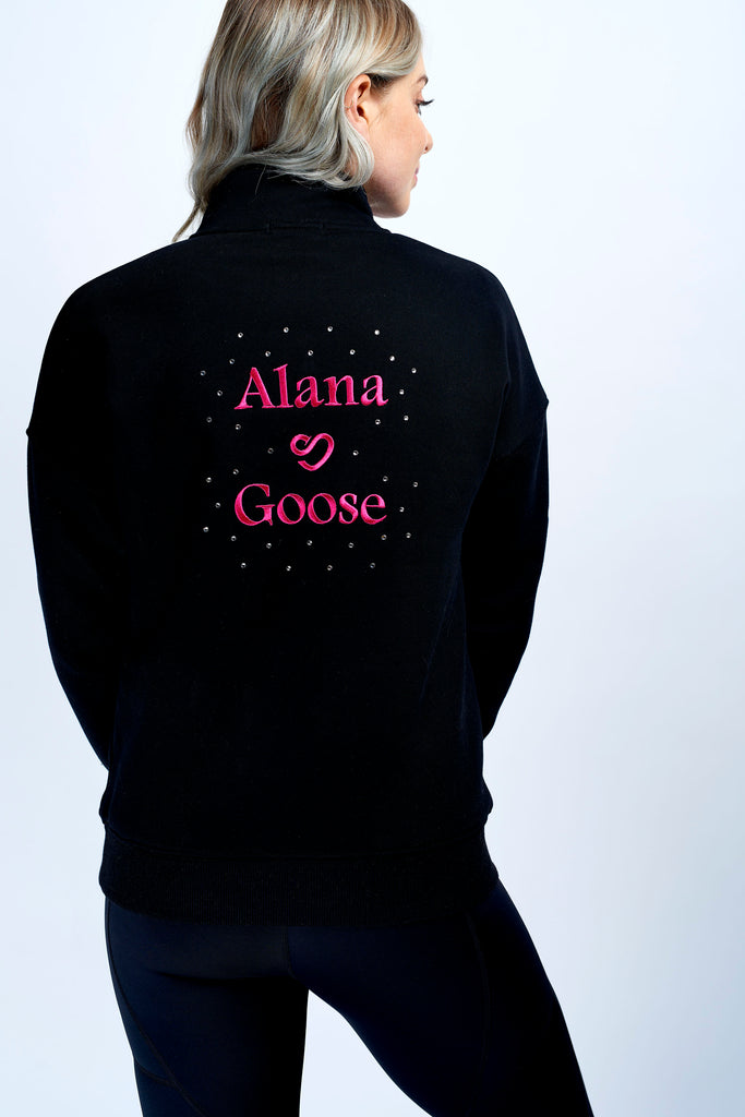 Personalised Back Print for Sweatshirts & Hoodies