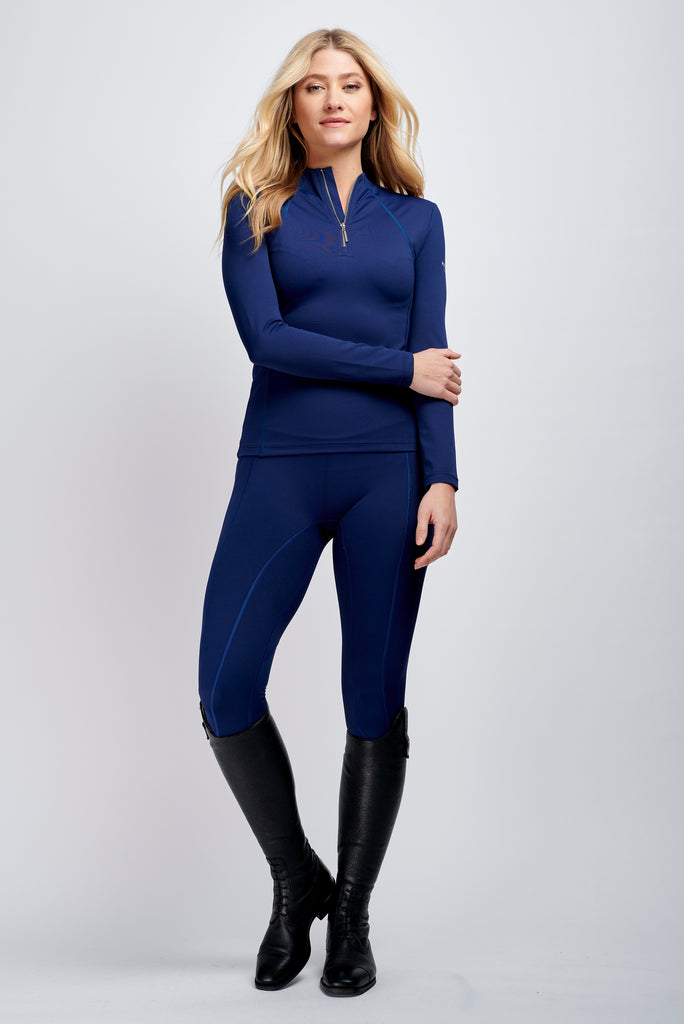 Technical Riding Leggings with phone pocket