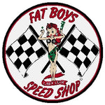 Sticker FAT BOYS LADY LUCK