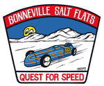 Sticker BONNEVILLE SALT FLATS