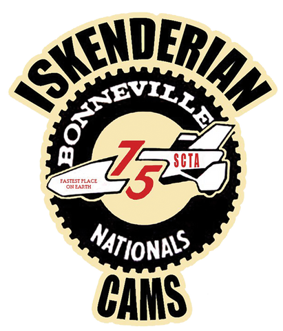 Sticker ISKENDERIAN CAMS