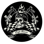 Sticker Café Racers