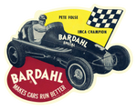 Sticker BARDAHL