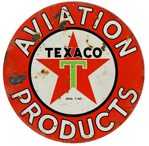 Sticker TEXACO