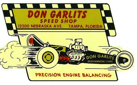 Sticker DON GARLITS