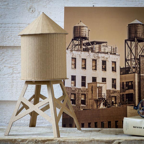 Maquette Water Tower L - Made in Brooklyn